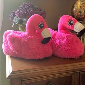 Other - Flamingo 🦩 Kids Slippers